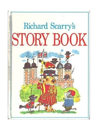 Scarry Storybook By Richard Scarry