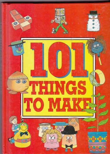 101 Things to Make By Janet Slingsby