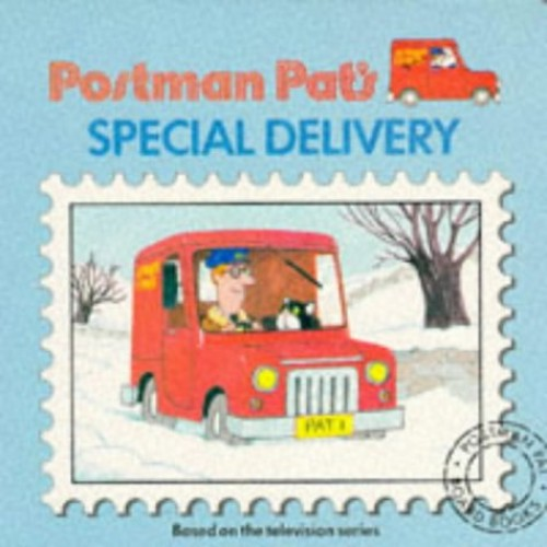 Postman Pat's Special Delivery By Illustrated by Steve Smallman