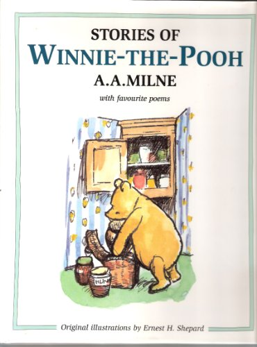 STORIES OF WINNIE THE POOH By A.A. Milne