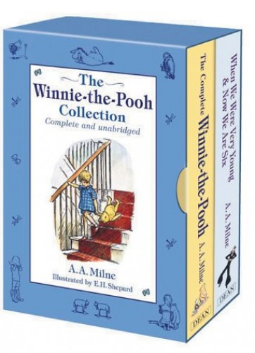 Winnie the Pooh By A A Milne