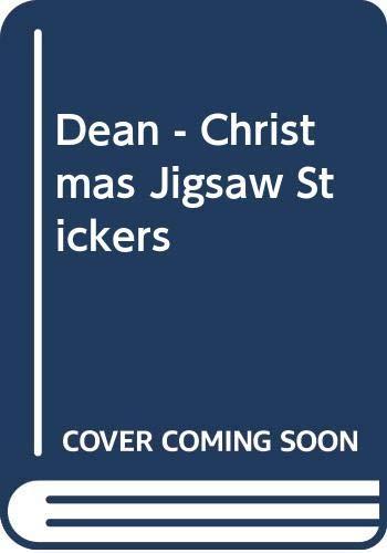 Dean - Christmas Jigsaw Stickers