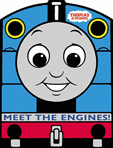 Meet the Engines By Rev. Wilbert Vere Awdry