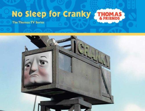 No Sleep for Cranky By Rev. Wilbert Vere Awdry