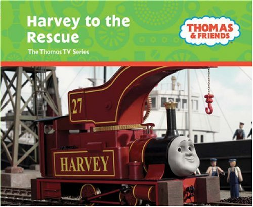 Harvey to the Rescue By N/A