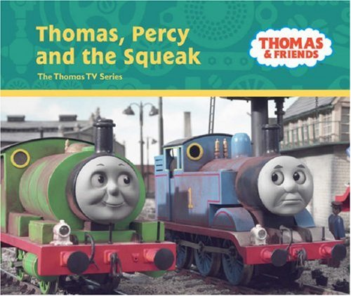 Thomas, Percy and the Squeak By Egmont