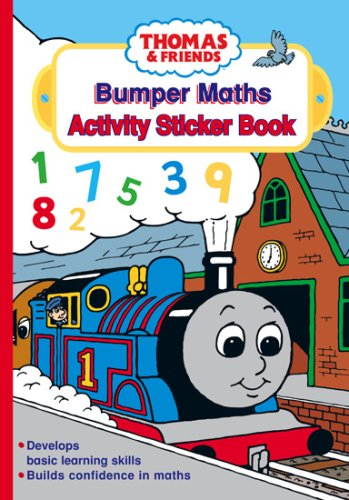 Thomas Bumper Maths Activity Sticker