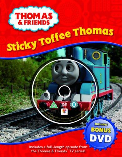 Sticky Toffee Thomas