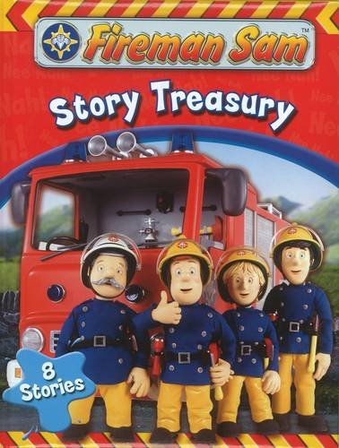Fireman Sam: 5 Stories in 1 by