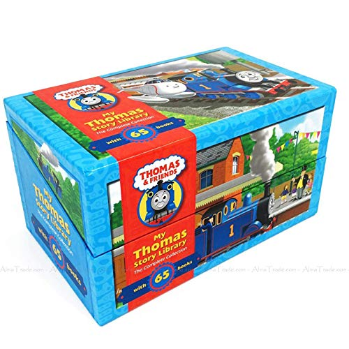 Thomas Story Library Ultimate Collection - 65 Books Boxed Set - The Engine Shed Thomas & Friends By Thomas