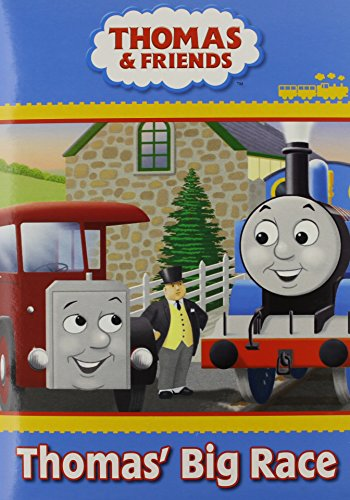 Thomas' Big Race By No Author