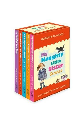 The My Naughty Little Sister Collection By Dorothy Edwards