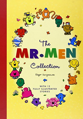 The Mr. Men Collection By Adam Hargreaves