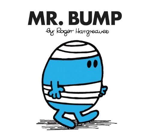 MR MEN Mr Bump Works EDN PB By Adam Hargreaves