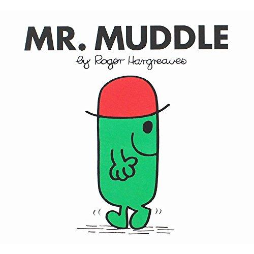 MR MEN Mr Muddle Works PB By Adam Hargreaves