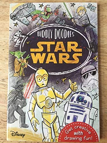 Star Wars Diddly Doodles By UK  Egmont Publishin
