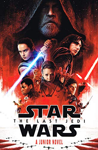DEAN Star Wars The Last Jedi Junior Novel By Michael Kogge
