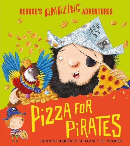 DEAN Pizza for Pirates By Adam Guillain
