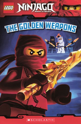 The Golden Weapons By Tracey West