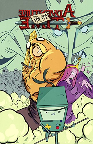 Adventure Time By Colleen Coover