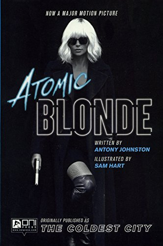 Atomic Blonde By Antony Johnston