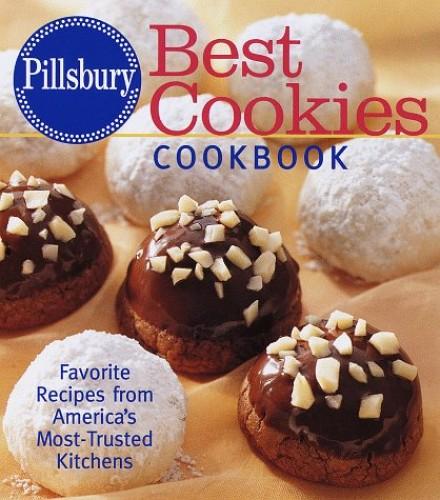 Pillsbury, Best Cookies Cookbook By Pillsbury Company