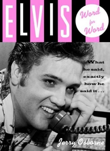 Elvis By Jerry Osborne