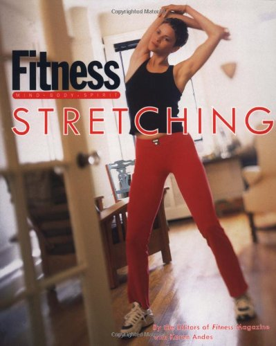 Fitness Stretching By Karen Anderson