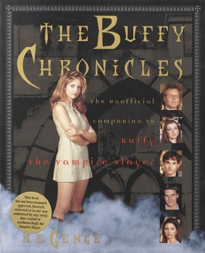 The Buffy Chronicles By Ngaire Genge