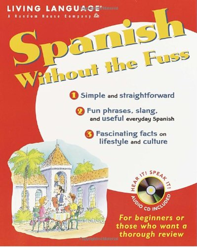 Spanish without the Fuss By Pilar Munday