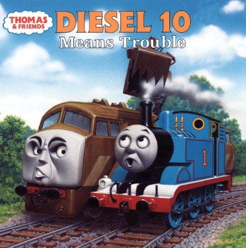Diesel 10 By Britt Allcroft