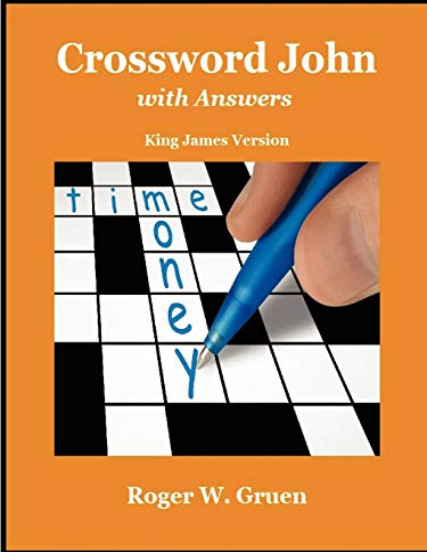 Crossword John with Answers By Roger W Gruen