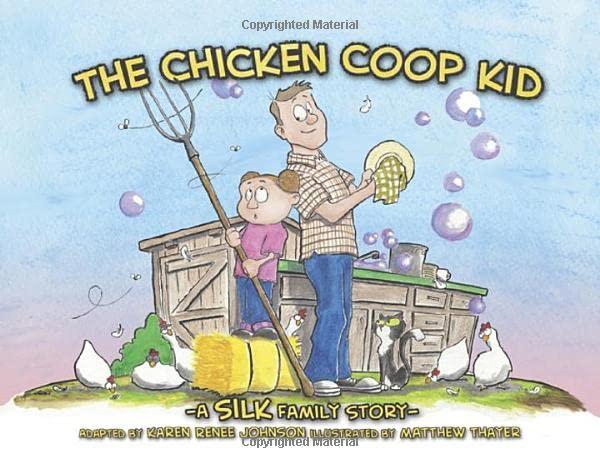 Chicken COOP Kid By Danny Silk