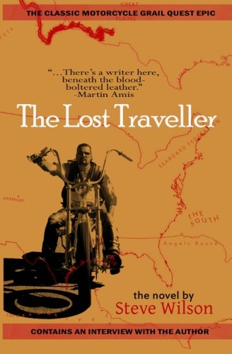 The Lost Traveller By Steve Wilson