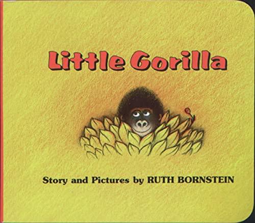 Little Gorilla By Ruth Bornstein
