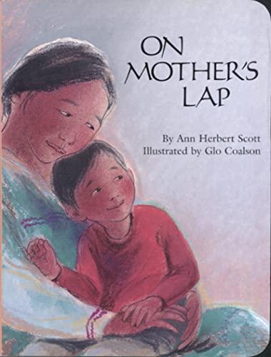 On Mother's Lap By Ann Scott