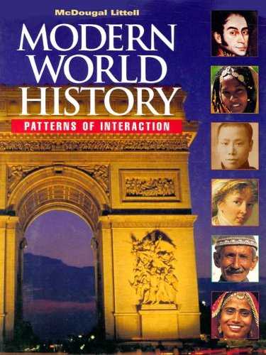 Modern World History By University Roger B Beck (Eastern Illinois University)