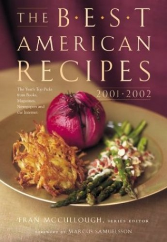The Best American Recipes By Edited by Fran McCullough