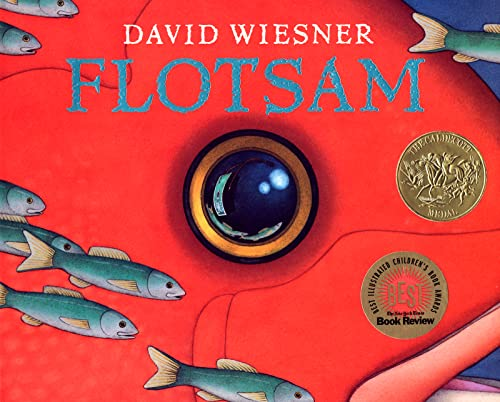 Flotsam By ,David Wiesner