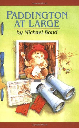 Paddington at Large By Michael Bond