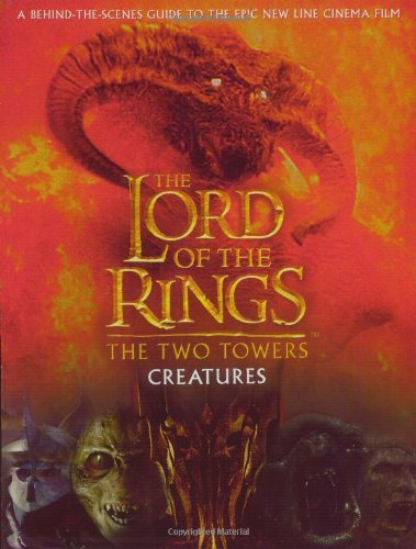 The Two Towers: Creatures By Text by David Brawn