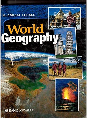 World Geography By McDougal Littel