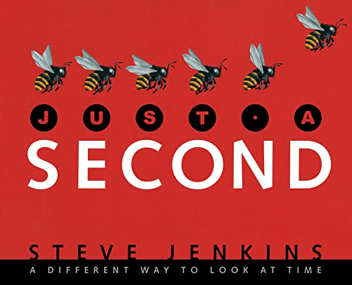 Just a Second By Steve Jenkins