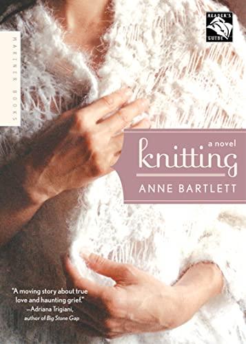 Knitting By Anne Bartlett