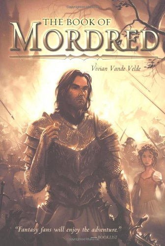 Book of Mordred By Vivian,Vande Velde