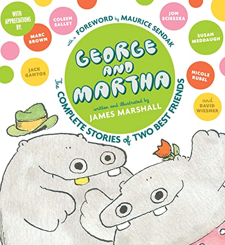 George and Martha von James Marshall
