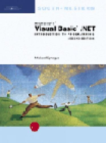 Microsoft Visual Basic .NET: Introduction to Programming By Michael Sprague (Computer Science and Programming Instructor)