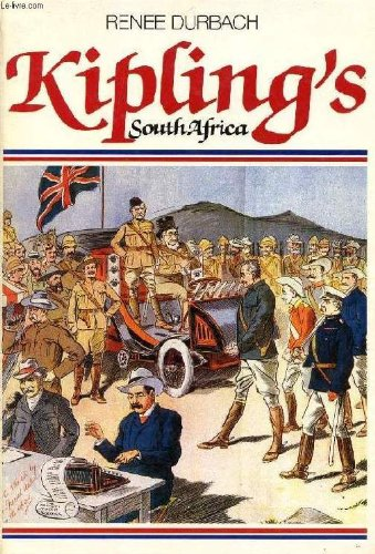 Kipling's South Africa By DURBACH RENEE