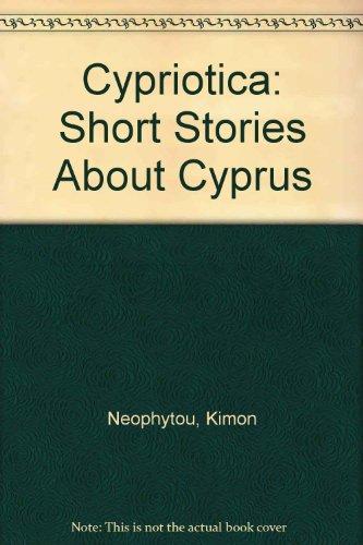 Cypriotica By Kimon Neophytou