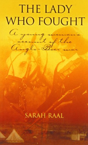 The Lady Who Fought By Sarah Raal
